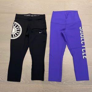 Soul cycle leggings